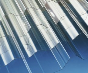 Damwand-Trapezium-Polycarbonaat