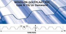 GOLFPLAAT-PVC-type-N-70-16-DAMWAND