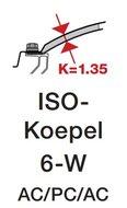 LICHTKOEPEL-6-WANDIG-ISO-KOEPEL