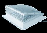 Lichtkoepel 50x50cm ventilatie inclusief opengaande opstand_