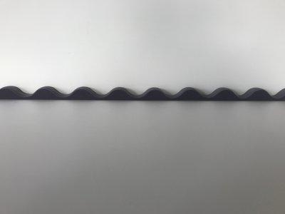 Schuimprofiel golfplaten kleine golf 76/18 (10 meter)