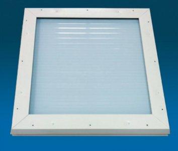 Novolux ISO-raam voor lichtkoepel dagmaat 40x100cm