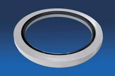Novolux platdakraam HR++ glasraam rond 130cm