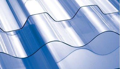 GOLFPLAAT (DAMWAND) PVC NOVOLON GT L=300cm  Type N 130/30